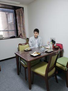 施術者控室